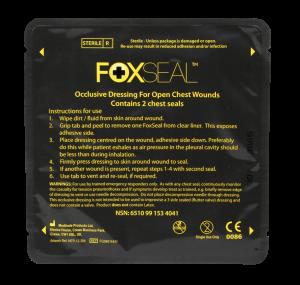 Foxseal, Chest Seal-2016