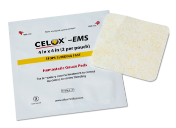 Hemostatic Gauze Pads