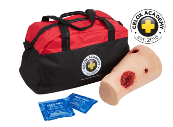 Celox thigh packing training kit Celox Academy