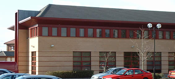 Celox and MedTrade Offices Crewe